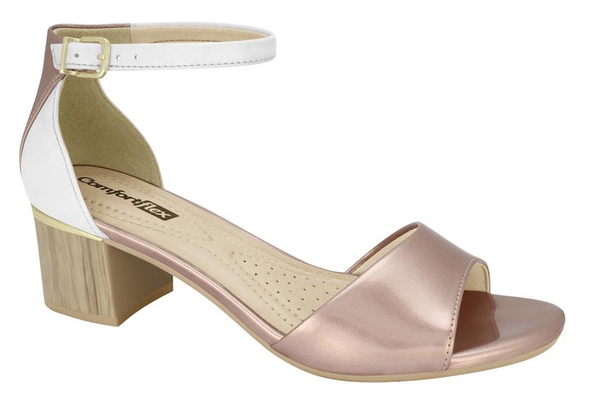 0a27f5de3 ... da marca de calçados femininos 100% focada em oferecer as melhores  tecnologias de conforto do mercado. Comfortflex apresenta sua coleção  primavera-verão ...